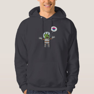 Galactic Cupcake Quest - Hooded Sweatshirt