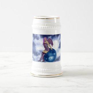 Galactic Cupid Beer Stein