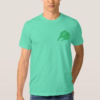Galactic eagle: Green 1 T-Shirt
