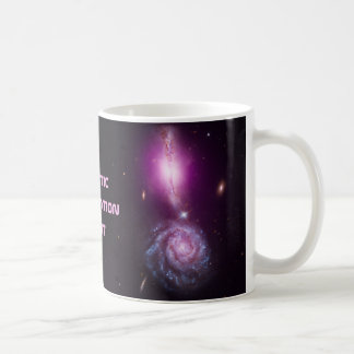 Galactic Exclamation Point Coffee Mug