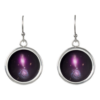 Galactic Exclamation Point Earrings