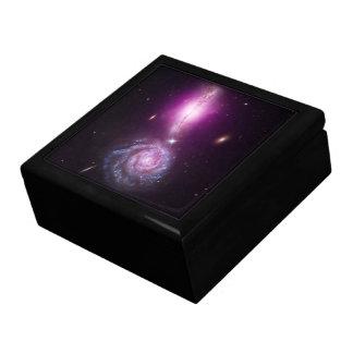 Galactic Exclamation Point Keepsake Box