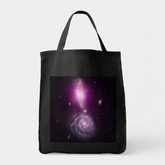 Galactic Exclamation Point Tote Bag