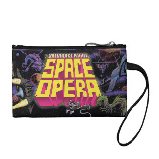 Galactic Fashion Accessory Dice Containment Unit Change Purse