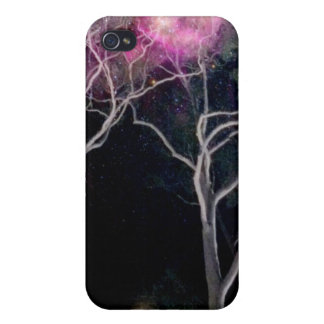 Galactic Gumtrees iPhone 4 case