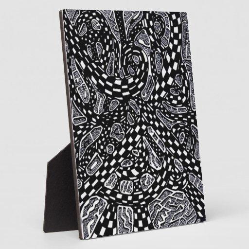 Galactic Interchange Gifts Plaque