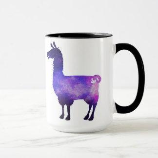 Galactic Llama Mug