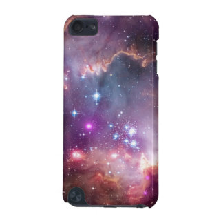 Galactic Outer Space Purple iPod Touch (5th Generation) Cover