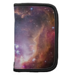 Galactic Outer Space Purple Folio Planners