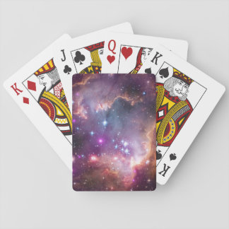 Galactic Outer Space Purple Nebulae Card Decks