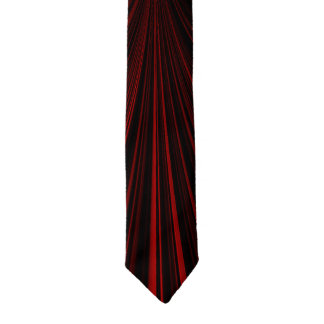 Galactic Red Necktie