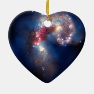 Galactic Spectacle Christmas Ornament