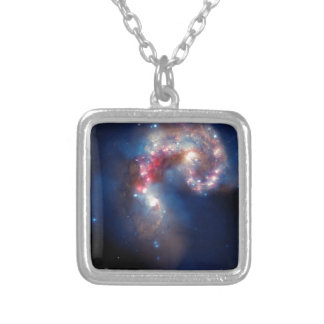 Galactic Spectacle Personalized Necklace