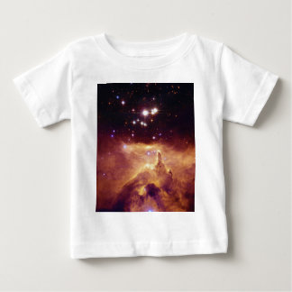Galactic Star Cluster NGC 6357 Baby T-Shirt