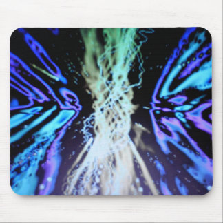 Galactic Timepiece Mouse Pad