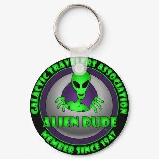 GALACTIC TRAVELERS-1 keychain