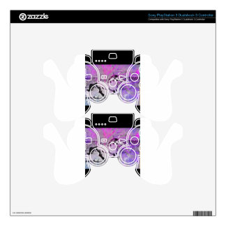 Galactic Unicorn Skin For PS3 Controller