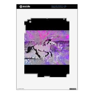 Galactic Unicorn Skins For The iPad 2
