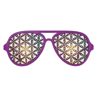 Galactic Vision Shades! Aviator Sunglasses