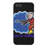 Galactic Warrior iPhone 5 Covers