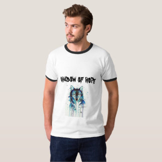 galactic wolf - shadow of hope T-Shirt