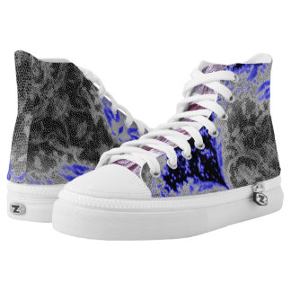 Galactica Crush Revisited High-Top Sneakers