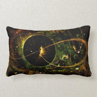 Galactica Space Travel Science Fiction Lumbar Pillow