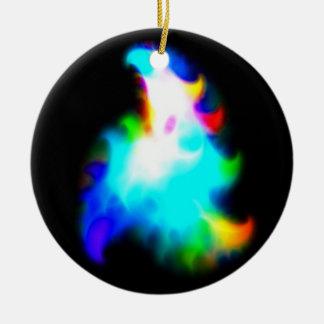 GalacticRainbow Ornaments Para Arbol De Navidad