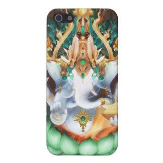 Galactik Ganesh Iphone case