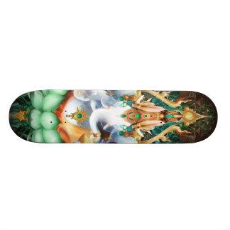 Galactik Ganesh Skateboard