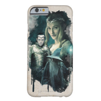 Galadriel, ELROND™, & Gandalf Graphic Barely There iPhone 6 Case