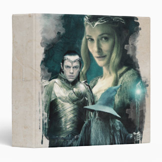 Galadriel, ELROND™, & Gandalf Graphic Binder
