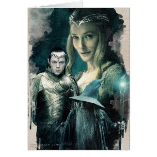 Galadriel, ELROND™, & Gandalf Graphic Card