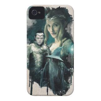 Galadriel, ELROND™, & Gandalf Graphic Case-Mate iPhone 4 Case