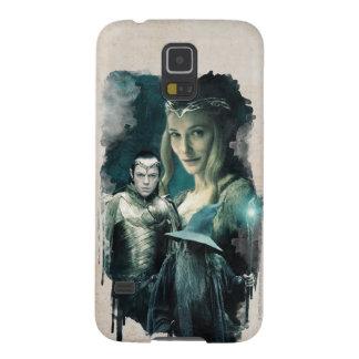Galadriel, ELROND™, & Gandalf Graphic Galaxy S5 Case