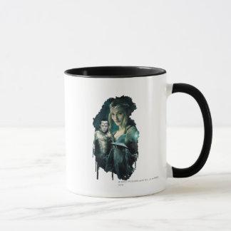 Galadriel, ELROND™, & Gandalf Graphic Mug