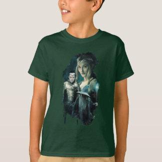 Galadriel, ELROND™, & Gandalf Graphic T-Shirt