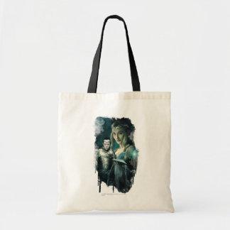 Galadriel, ELROND™, & Gandalf Graphic Tote Bag