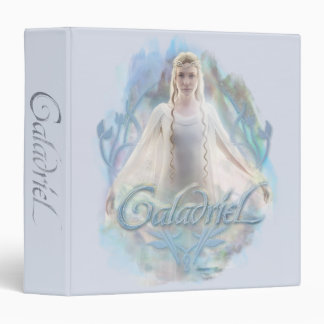 Galadriel With Name 3 Ring Binders