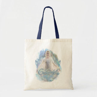 Galadriel With Name Budget Tote Bag