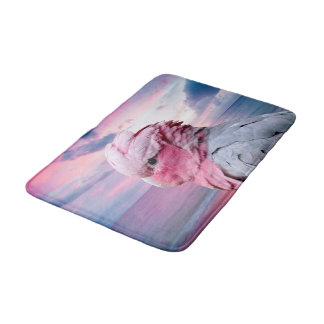 Galah Cockatoo Bathroom Mat