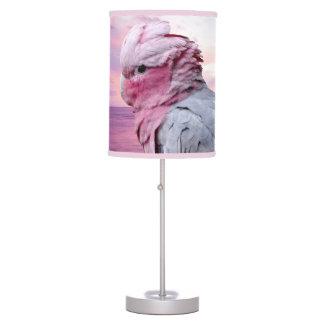 Galah Cockatoo Desk Lamp