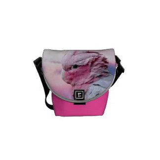 Galah Cockatoo Messenger Bag