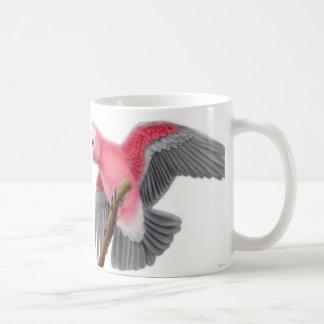 Galah subió la taza del Cockatoo de Breasted