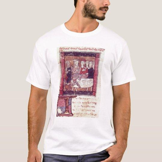 Galahad comes to Arthur T-Shirt