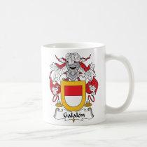 Galalon Family Crest Mug