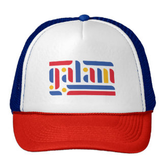 galam 2016 - Filipino Pride Colors Trucker Hat