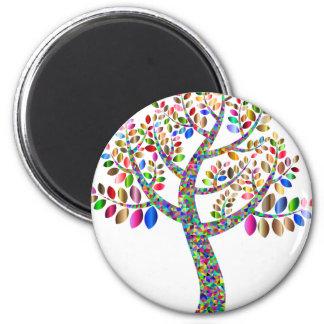 Galán-árbol Imán Redondo 5 Cm