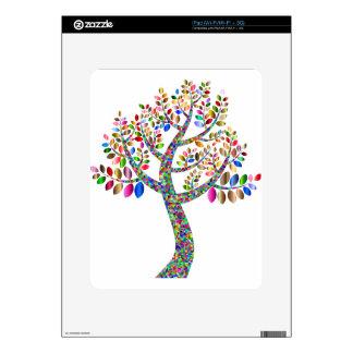 Galán-árbol iPad Calcomanía