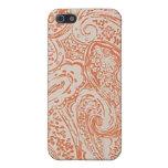 Galán Paisley iPhone 5 Cobertura